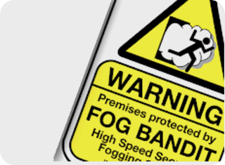 Fog Cannon Security System for Homes and Offices | Prime Fire Security