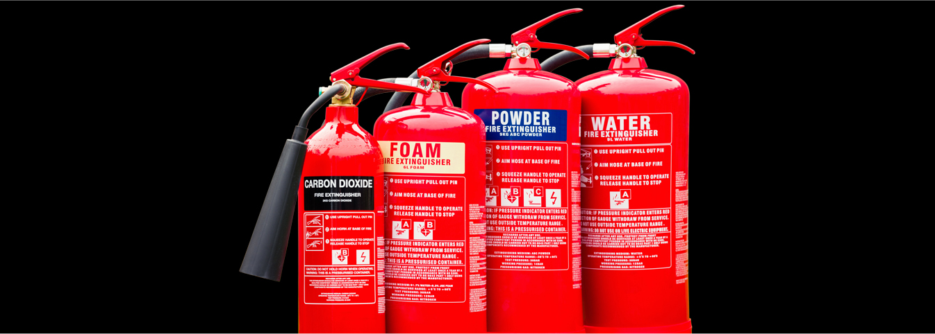 fire extinguishers for business